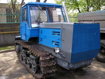 Трактор Т-150Д-09