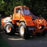 Трактор ХТА-200-02 Цепной кусторез
